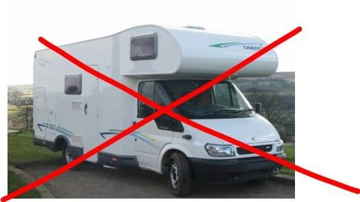 motorhome hire to travel australia